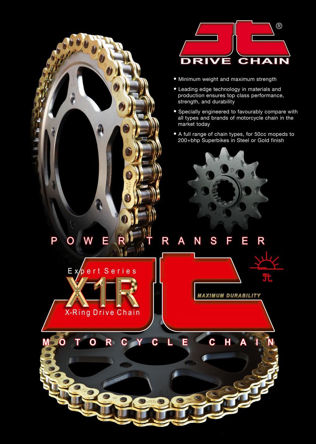 JT-Chain-DBR